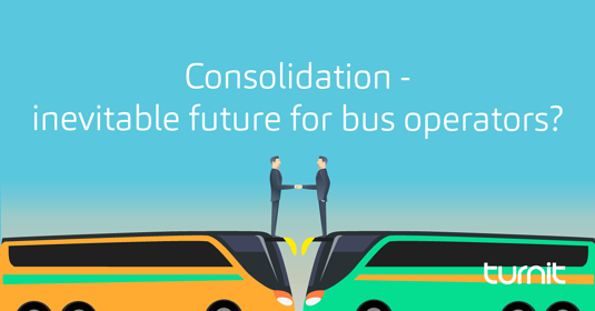 Consolidation - inevitable future for bus operators?